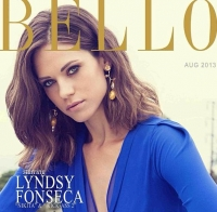 Lyndsy in Bello Magazine!