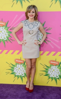 Oana Shines at Kids Choice Awards