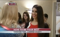 Barbizon Students Showcase Skills on Local News