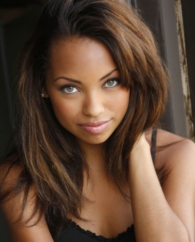 > Actress Logan Browning - Photo posted in Eyecandy - Celebrities and random chicks | Sign in and leave a comment below!