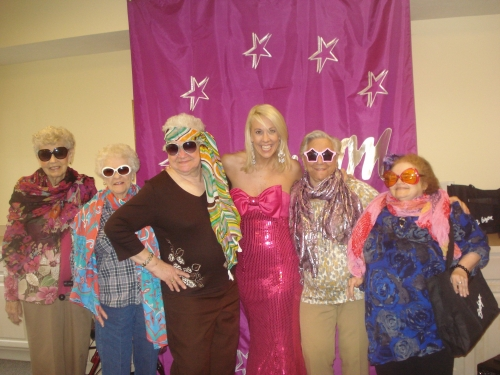 Barbizon Fulfills Lifelong Dream for Five Seniors