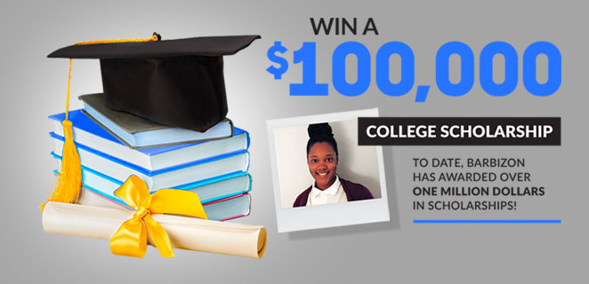 Contests - Win a $100,000 College Scholarship
