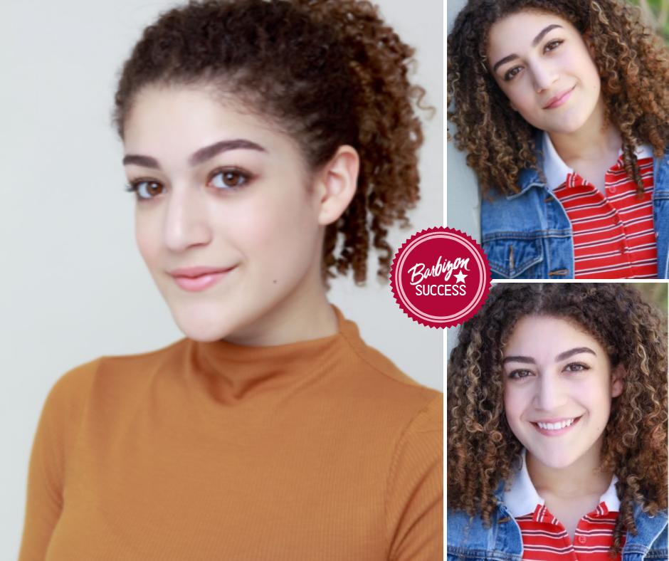 collage of three headshots of Skyla Sousa