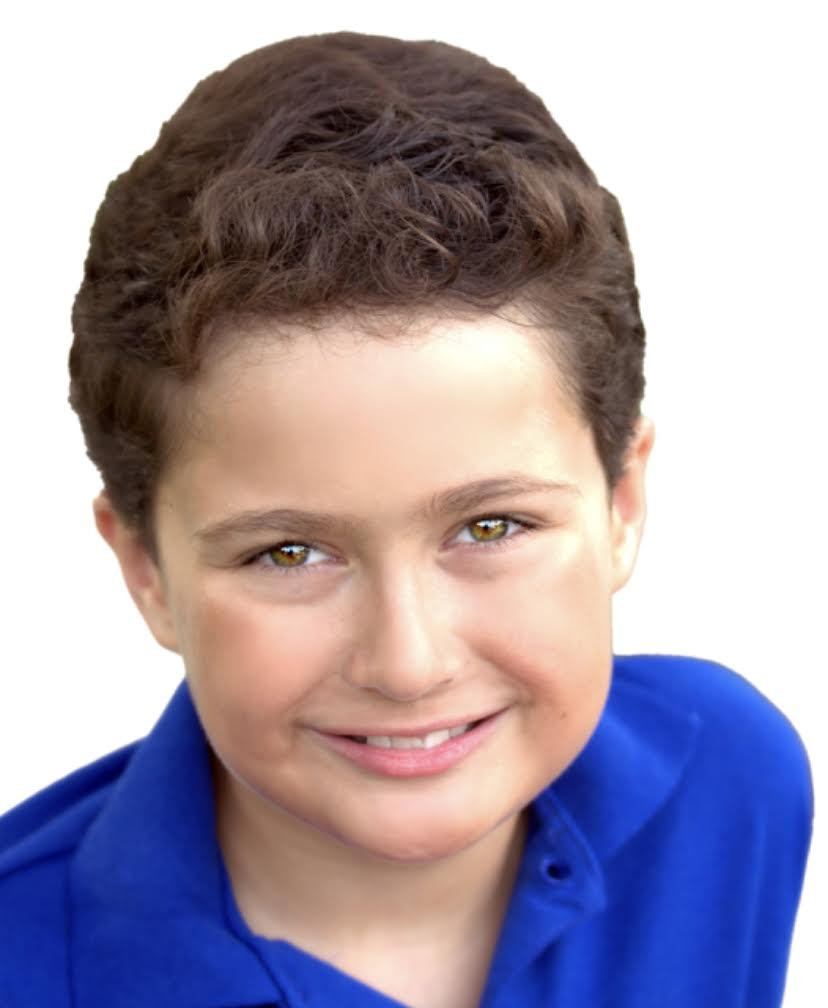 head shot of Laith Zednik